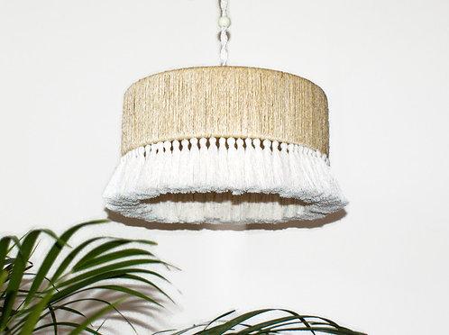 The Yute Boho Lamp