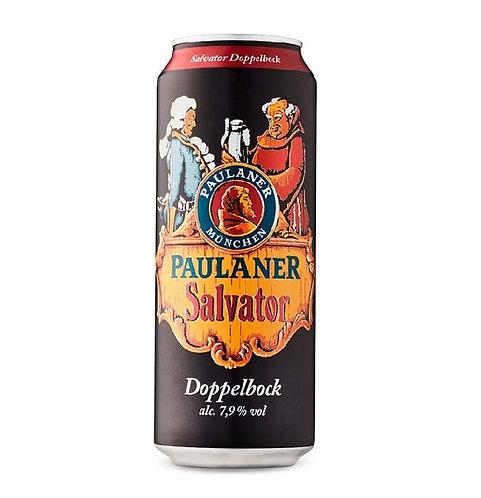 Cerveja Paulaner Salvator Lata 500 ml