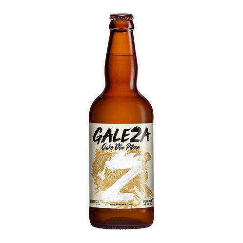 Cerveja Galeza Galo Véio Pilsen 500 ml