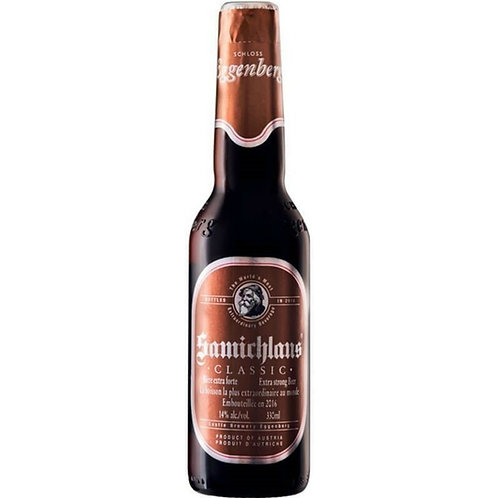 Cerveja Eggenberg Samichlaus Classic 330 ml