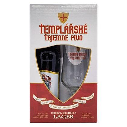 Kit Templáske Tajemné Pivo Lager