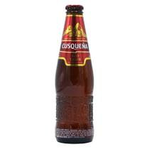 Cerveja Cusqueña Red Lager 330 ml
