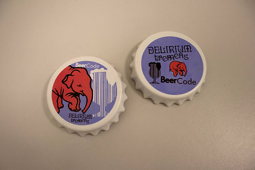 Abridor Tampa BeerCode & Delirium Tremens