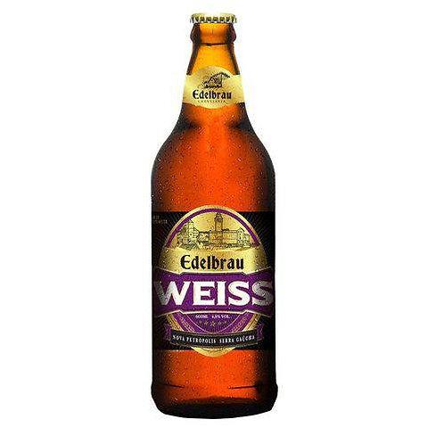 Cerveja Edelbrau Weiss 600 ml