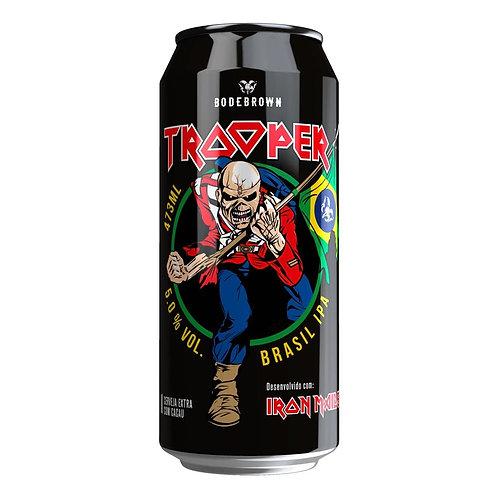 Cerveja Trooper Brasil 473 ml