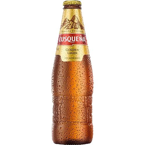 Cerveja Cusqueña Golden Lager 330 ml