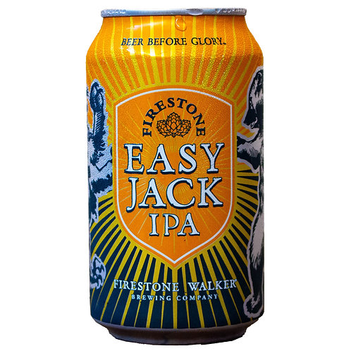 Cerveja Firestone Walker Easy Jack Ipa 355 ml