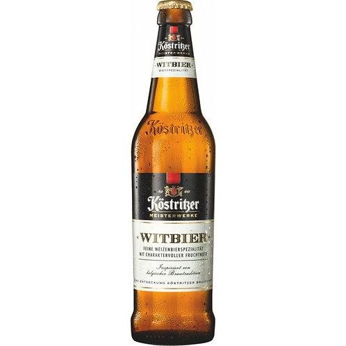 Cerveja Köstritzer Witbier 500 ml