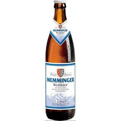Cerveja Memminger Weizen 500 ml