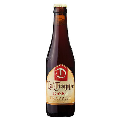 Cerveja La Trappe Dubbel 330 ml
