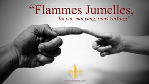 Flammes jumelles, toi Yin, moi Yang
