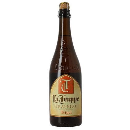 Cerveja La Trappe Tripel 750 ml