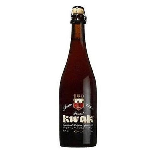 Cerveja Kwak 750 ml