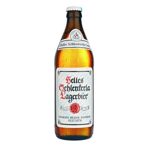 Cerveja Helles Schlenkerla Lager 500 ml