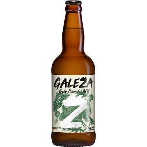 Cerveja Galeza Galo Cupincha Apa 500 ml