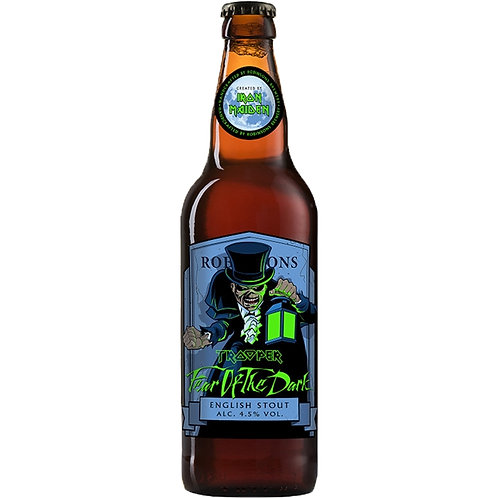 Cerveja Trooper Fear of the Dark 500 ml