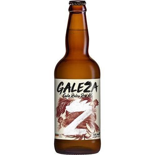 Cerveja Galeza Galo Rubro Red Ale 500 ml