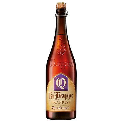 Cerveja La Trappe Quadrupel 750 ml