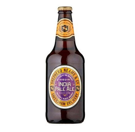 Cerveja Shepherd Neame IPA 500 ml