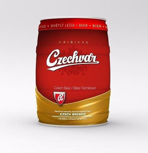 Cerveja Czechvar Barrilete 5 Litros