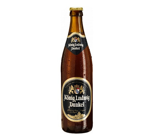Cerveja König Ludwig Dunkel 500 ml