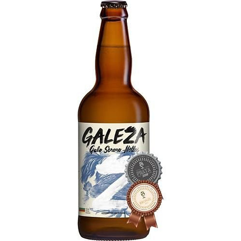 Cerveja Galeza Galo Sereno Helles 500 ml
