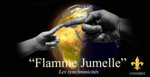 Flammes jumelles, les synchronicités (2)