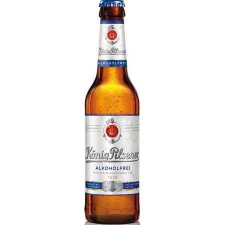 Cerveja König Pilsener Alkoholfrei 330 ml