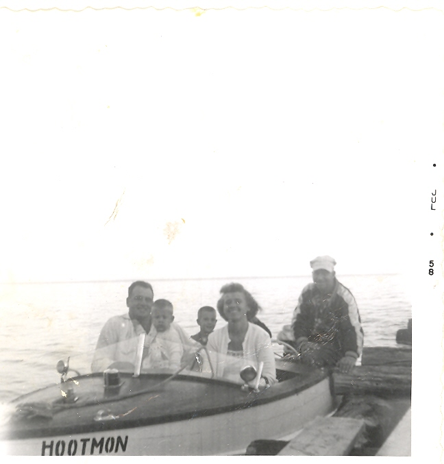 Leo Kron and Hootmon