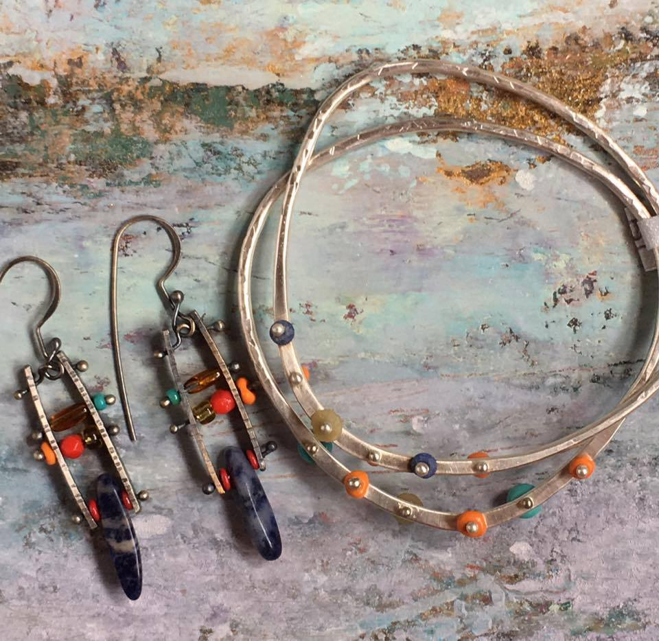 Kathy Dawdy art jewelry