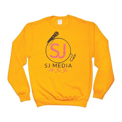 SJ Gold Crewneck