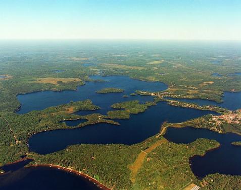 Lac Du Flambeau Chain