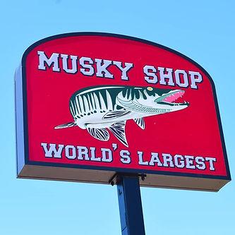 Musky Shop Guide Service