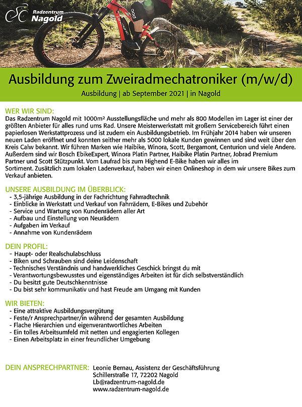Stellenanzeige_HP__Ausbildung_Zweiradmec