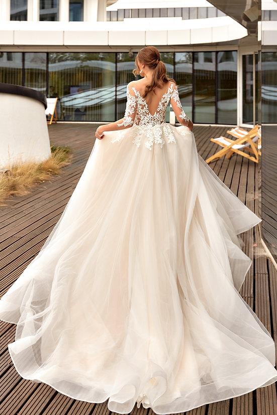 Alicia Wedding Dressing