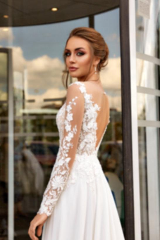 Luna Wedding Dressing