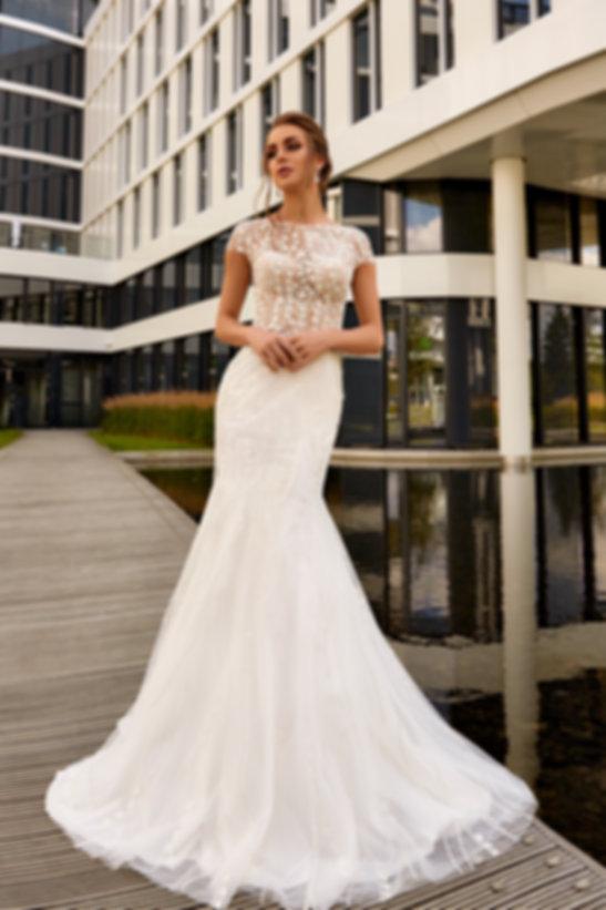 Eva Wedding Dressing