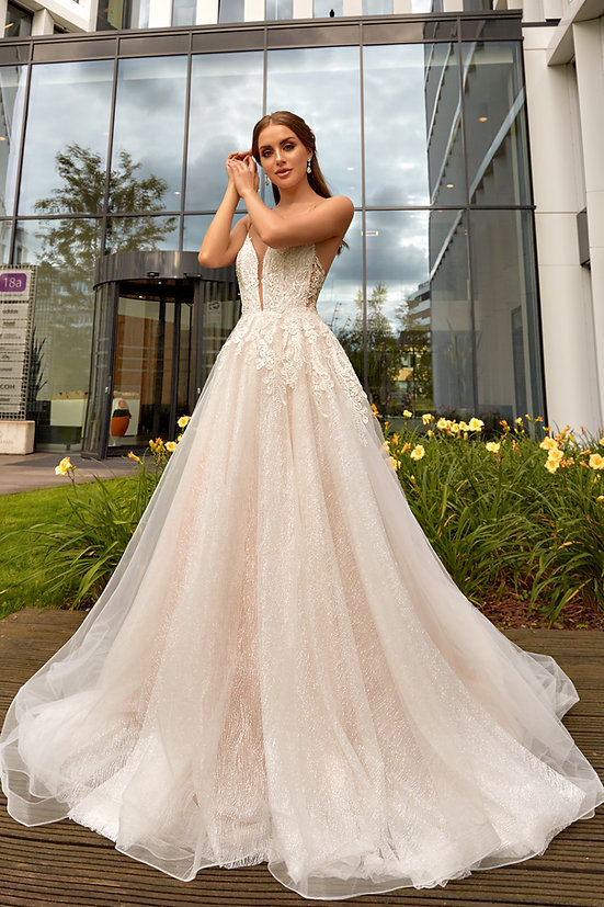 Carmen Wedding Dress