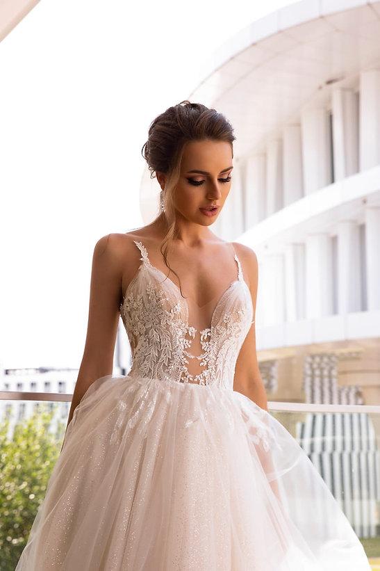 Jasmina Wedding Dressing