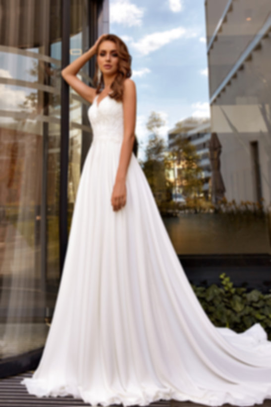 Blanca Wedding Dress
