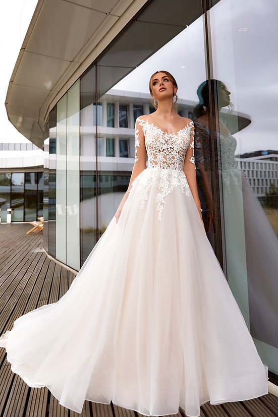 Clara Wedding Dress
