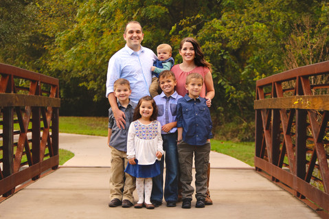 Family Sessions starting at $100