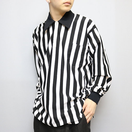 design shirts  /WHT BLK
