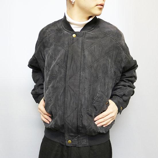 design jacket  /BLK
