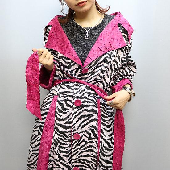 reversible design coat / simauma