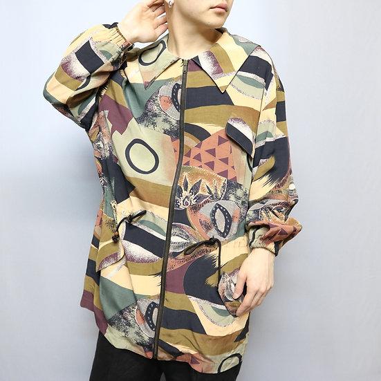 design jacket  /BEI MULTI