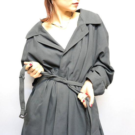 design coat / SMOG GRN
