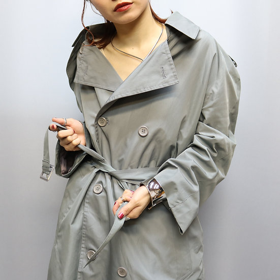 design coat / GRY