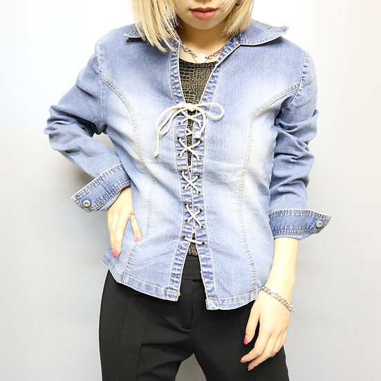 design jacket / denim