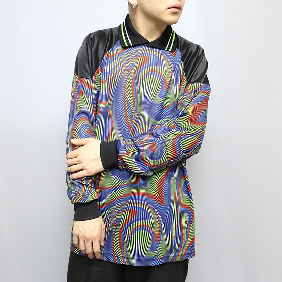 design tops  /BLK MULTI